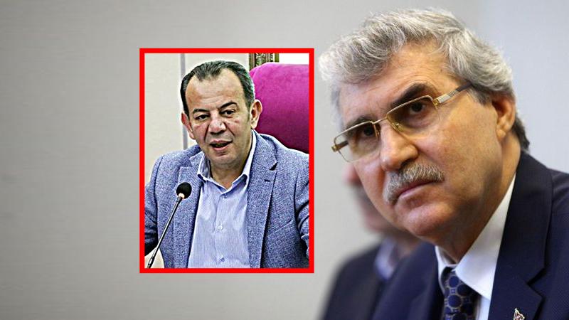 Başkan Yüce'den Bolu Belediye Başkanı Özcan'a tepki!