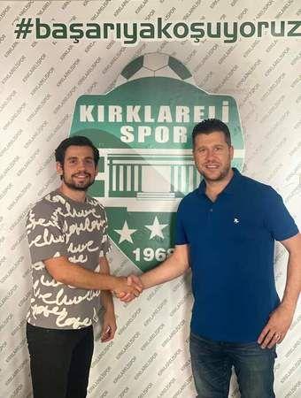 Canberk Özdemir'in yeni takımı belli oldu