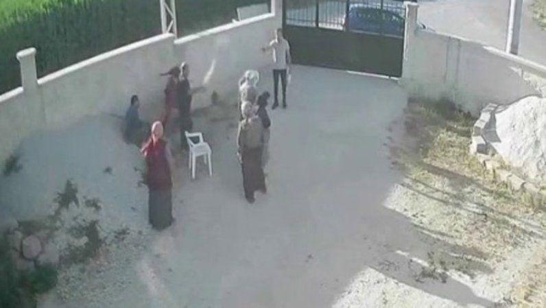 7 kişinin öldüğü silahlı saldırının görüntüleri!