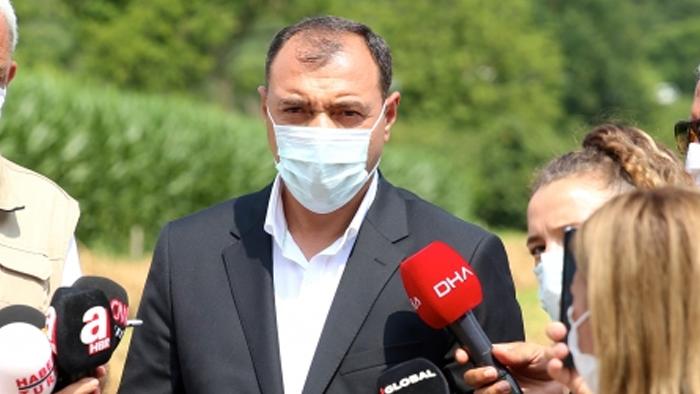 Vali Kaldırım'ın acı günü!