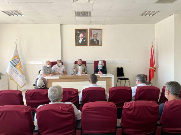 Arifiye Belediyesi Ağustos Ayı Meclis Toplantısı