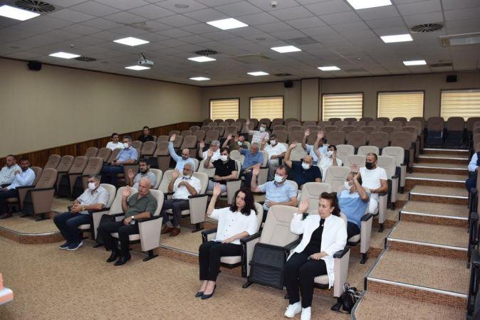 Erenler Belediyesi Ağustos ayı meclis toplantısı gerçekleşti