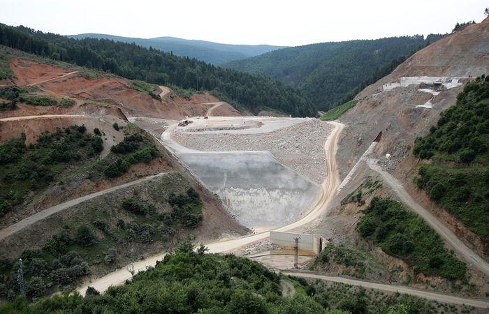 Ballıkaya barajı 4 yılda bitecek!
