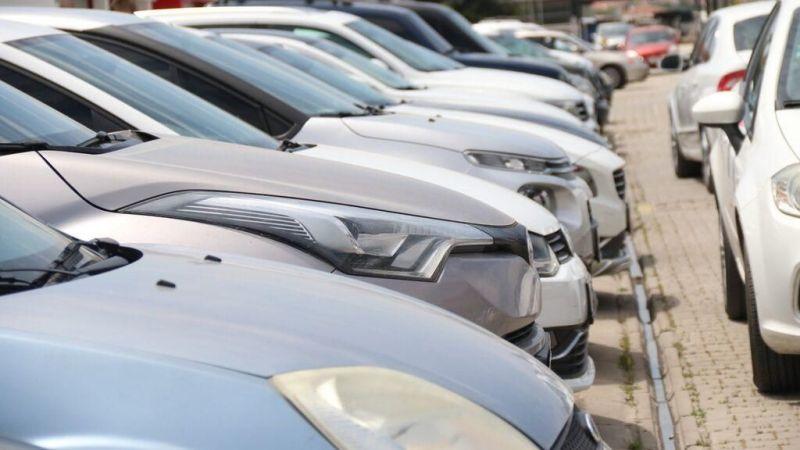 Otomobil satışlarında sert düşüş yaşandı!