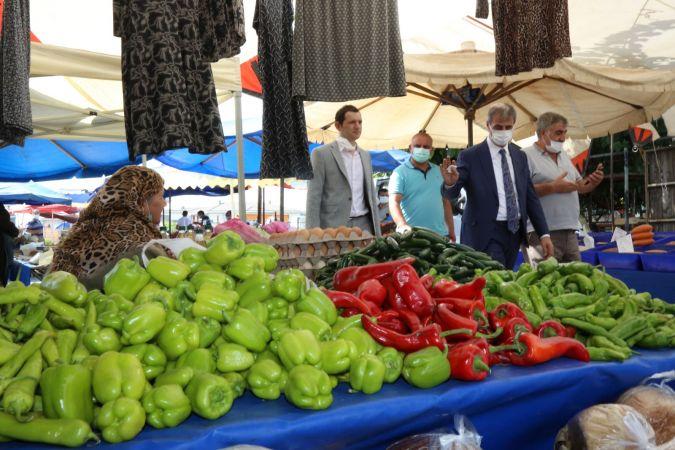 Uncuoğlu Serdivan'da vatandaşlarla buluştu