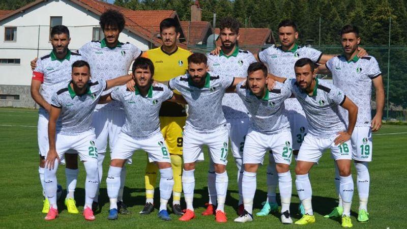 Sakaryaspor, Boluspor'a kaybetti 0-1