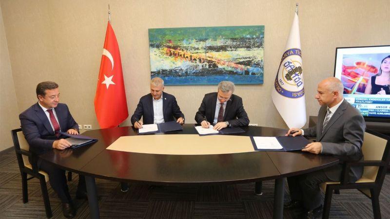İŞKUR ve SGK hizmet noktaları SATSO'da açıldı