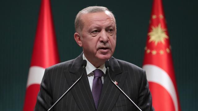 Cumhurbaşkanı Erdoğan açıkladı: Yasaklandı!