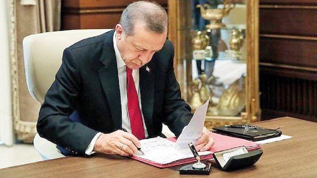 Cumhurbaşkanı imzaladı! O yer kamusallaşacak!