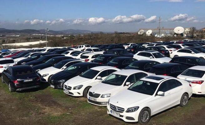 Suzuki marka araç icradan satılacak