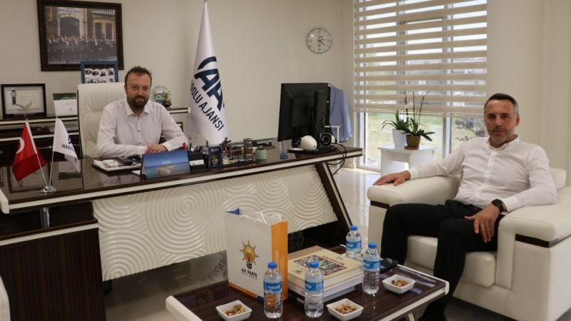 AK Parti Sakarya'da saha çalışmalarına hız verdi