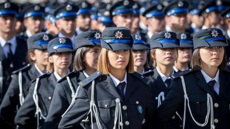 Bu yıl 2 bin 500 polis alımı yapılacak