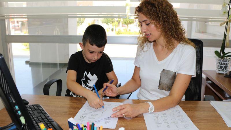 Belediyeden çocuklara metropolitan testi