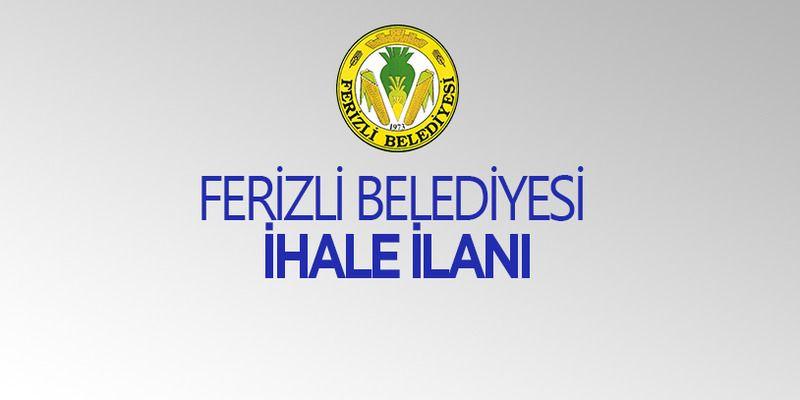 Ferizli Belediyesi arsa satacak