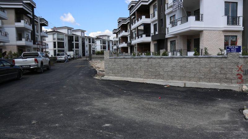 Serdivan'da asfalt çalışmaları son hız devam ediyor