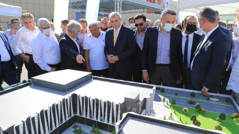 """""""Sakarya Ticaret Merkezi şehrin sembolü olacak"""""""