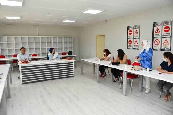 Sakarya'da yüz yüze eğitim toplantısı