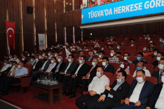 TÜGVA Sakarya'da genel kurul yapıldı