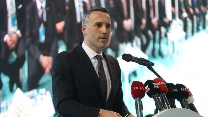 Tever'den AK Parti 20. kuruluş yıldönümü mesajı