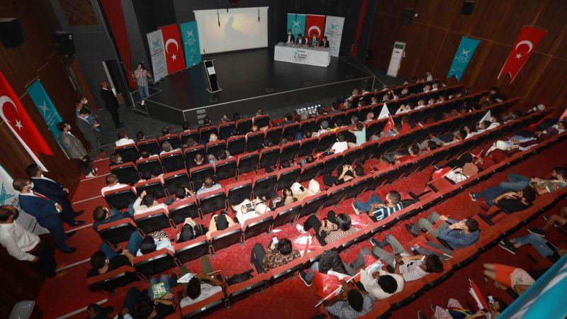 TÜGVA Sakarya'da 3. genel kurul heyecanı