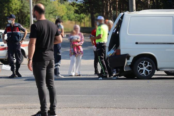 Yolcu otobüsü kaza yaptı: Yaralılar var!