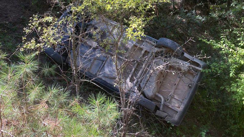 Taraklı'da korkutan kaza!