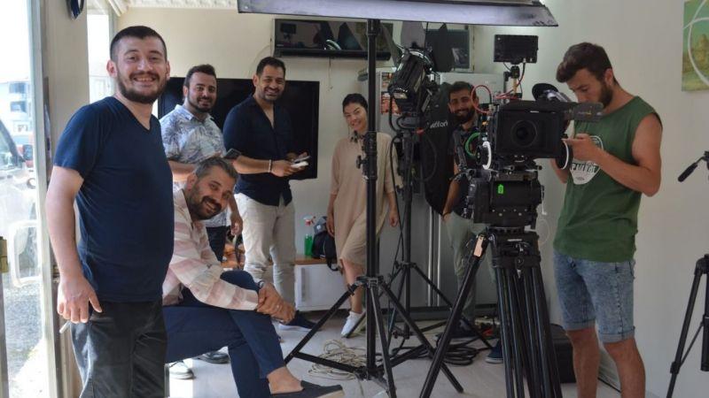 Sakarya'da Fantastik-Bilim Kurgu türünde dizi çekilecek