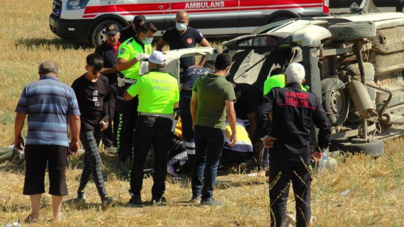 Facia gibi kaza: 4 ölü, 10 yaralı!