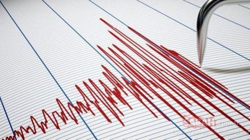 Korkutan deprem! AFAD duyurdu