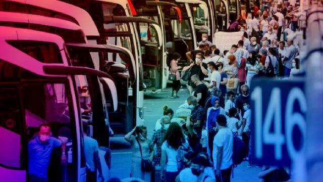 Otobüs, konser, sinema... Zorunlu oldu!