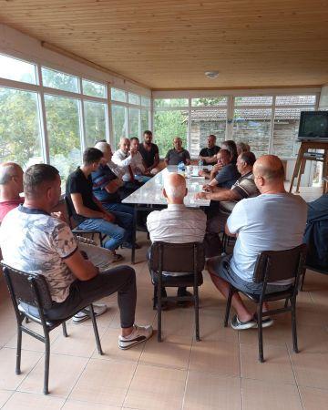 İYİ Parti Sakarya Teşkilatı Geyve'de