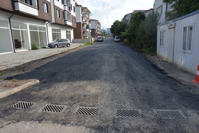 Sokak sokak işlem tamam