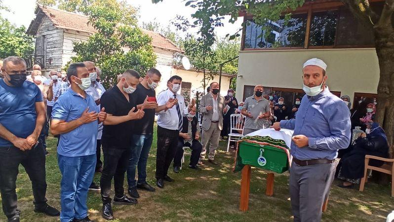 Mehmet Çınal dualarla uğurlandı