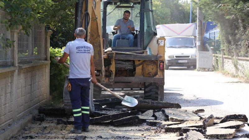 Otuzikievler'de 4 sokak daha yenileniyor