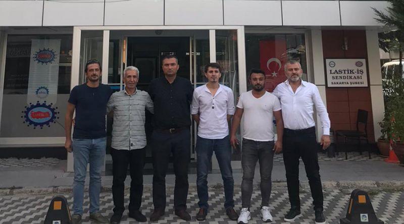 Sendikaya üye olan işçiler işten çıkarıldı iddiası