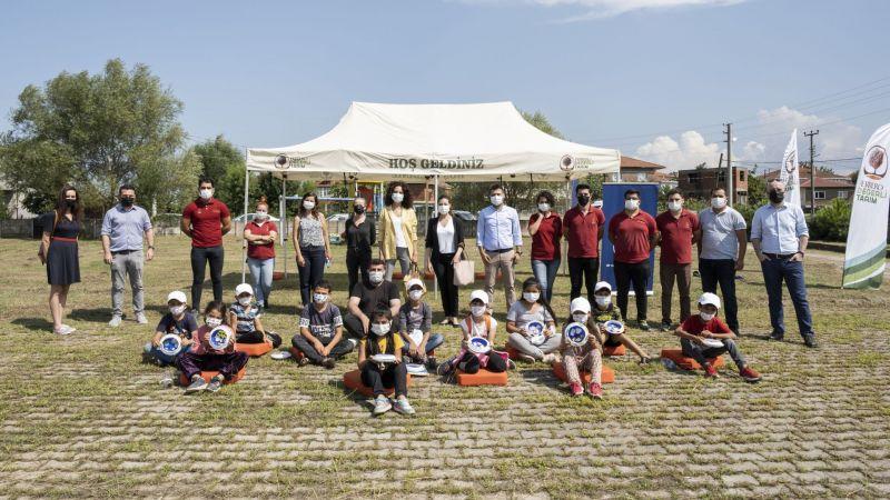 Ferrero'dan Karasulu çocuklar için anlamlı etkinlik