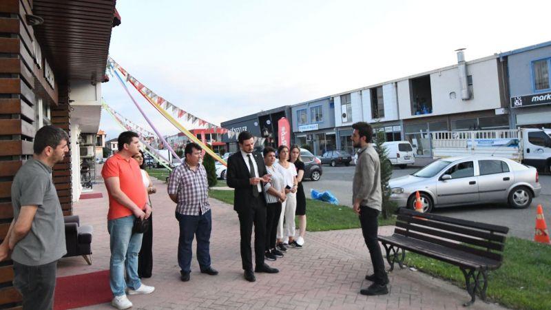 İYİ Parti Serdivan'dan ASEM turu...