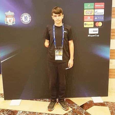 Sakaryalı futbolcu Milli Takım'a davet edildi