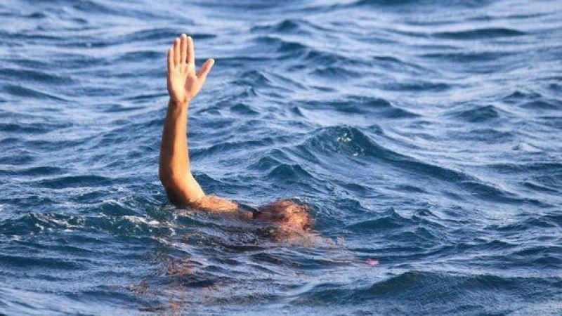 1 kişi boğulma tehlikesi geçirdi!
