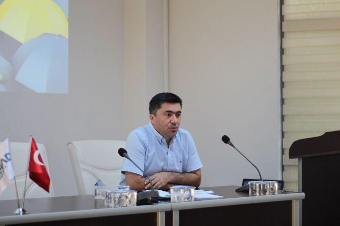 MÜSİAD'ta Vergi Barışı Bilgilendirme toplantısı