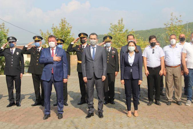 Ferizli'de coşkulu kutlama