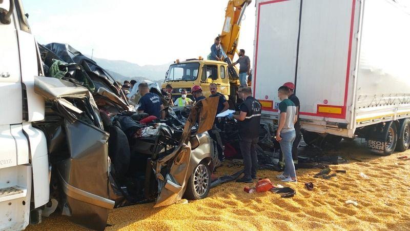 Feci kaza: Çok sayıda ölü ve yaralı var!