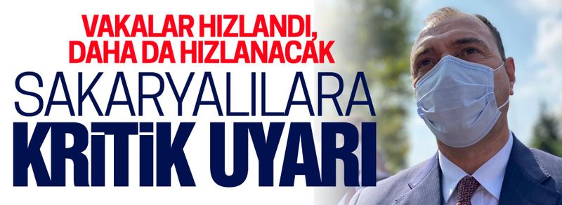 Vali Kaldırım'dan kritik uyarı