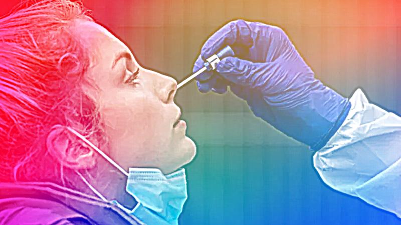 Bakanlık'tan PCR testi genelgesi
