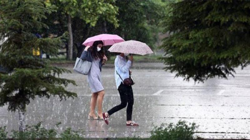 Kuvvetli yağmur geliyor!