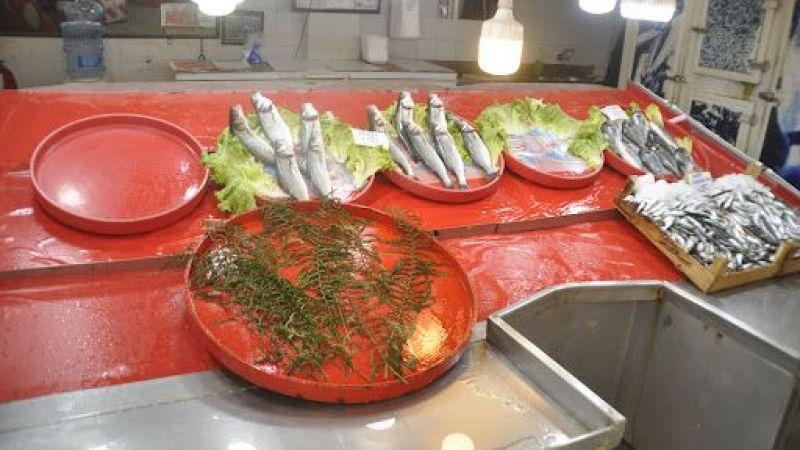 Tezgahlar temizlendi balıklar bekleniyor