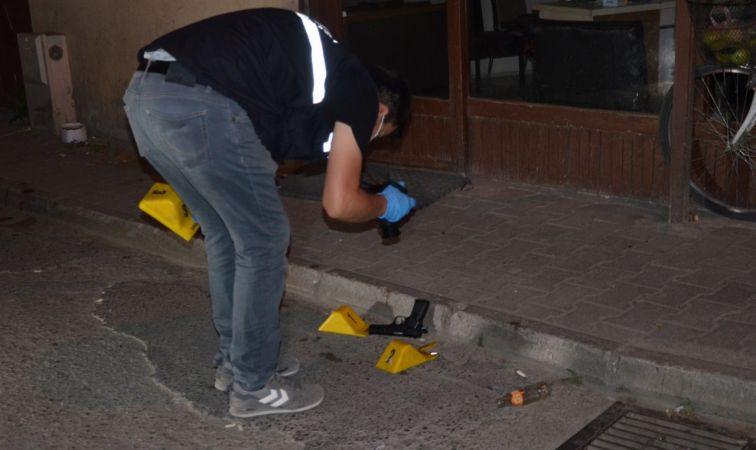 Kahvehanede silahlı çatışma: 1 ölü, 4 yaralı