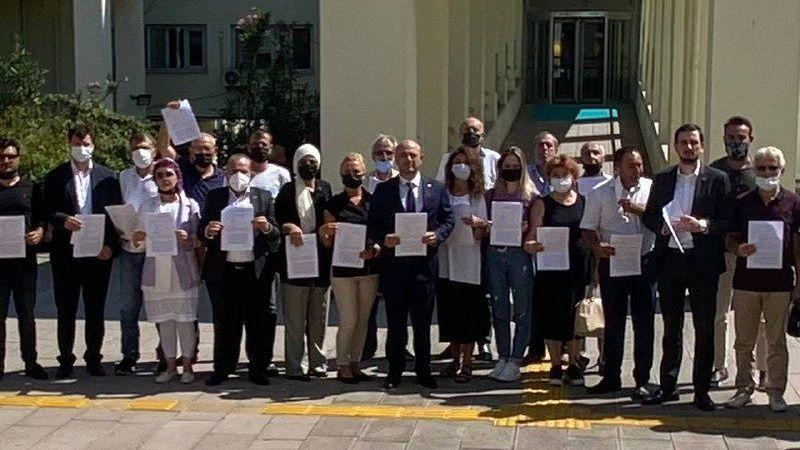 İYİ Parti Sakarya'dan Özkan için suç duyurusu