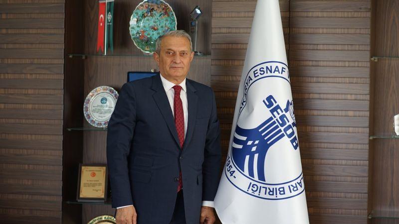 """Başkan Alişan'dan """"işsizlik"""" açıklaması"""