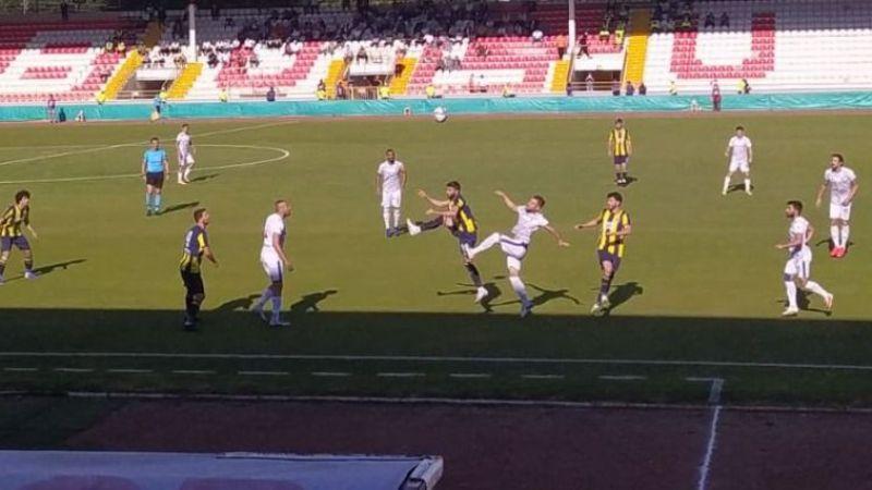 Hendekspor beraberlikle başladı 1-1
